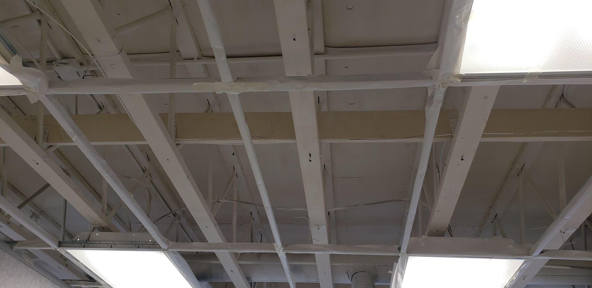 roof ceiling renovations